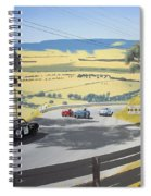 Ultimate Road Test Spiral Notebook