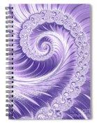 Ultra Violet Luxe Spiral Spiral Notebook