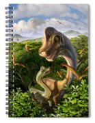 Ultrasaurus Spiral Notebook