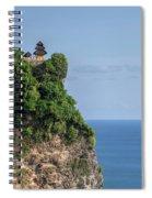 Uluwatu - Bali Spiral Notebook