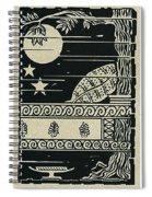 Ulysses 4 Spiral Notebook