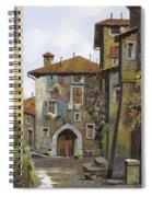 Umbria Spiral Notebook