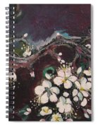 Ume Blossoms Spiral Notebook