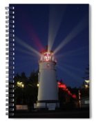 Umpqua Lighthouse Spiral Notebook