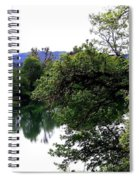 Umpqua River Spiral Notebook