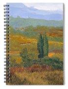 un altro pomeriggio in Toscana Spiral Notebook