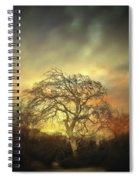 Un Dernier Crepuscule Spiral Notebook