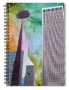 Unafraid Spiral Notebook