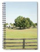 Unbridled Farm Spiral Notebook