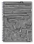 Uncertainty Spiral Notebook