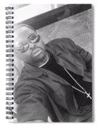 Uncle P Spiral Notebook