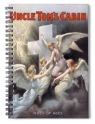 Uncle Toms Cabin, C1899 Spiral Notebook
