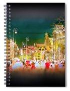 Uncommon Warsaw Spiral Notebook