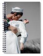 Unconditional Surrender 1 Spiral Notebook