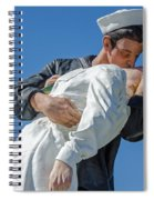 Unconditional Surrender 2 Spiral Notebook