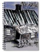 Under A Tin Roof Spiral Notebook