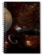 Under Construction Spiral Notebook