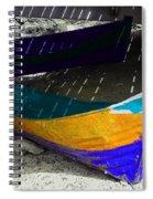 Under The Boardwalk 2 Spiral Notebook