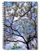Under The Dogwood Spiral Notebook