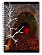 Under The Mountain Spiral Notebook