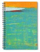 Under The Pressure Spiral Notebook
