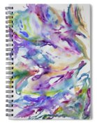Under The Sea Spiral Notebook