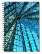Under The Sea Dwelling Abstract Spiral Notebook