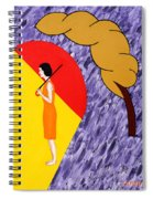 Under The Shelter Of Your Love Spiral Notebook