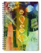 Under The Surface - Green Spiral Notebook