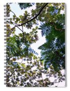 Under The Trees 2 Spiral Notebook