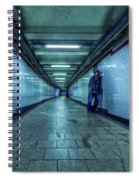 Underground Inhabitants Spiral Notebook