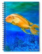 Undersea Journey Spiral Notebook