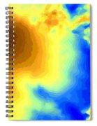 Undersea Volcano Spiral Notebook