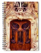 Understated Spiral Notebook
