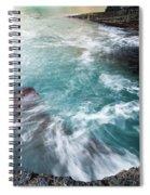 Undertow Spiral Notebook
