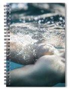 Underwater Ass Spiral Notebook