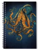 Underwater Dream Iv Spiral Notebook