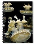 Underwater Life Spiral Notebook