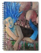 Underwater Wondering Spiral Notebook