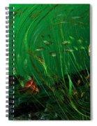 Underwater Wonderland  Diving The Reef Series. Spiral Notebook