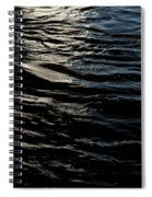 Undulation Spiral Notebook