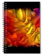 Unfolding Dream Spiral Notebook