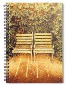 Unfulfilled Spiral Notebook