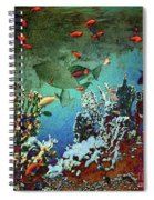 Unicorn Fish Spiral Notebook