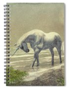 Unicorn Moon Spiral Notebook