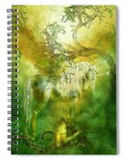 Unicorn Of The Forest  Spiral Notebook