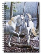 Unicorn Reunion Spiral Notebook