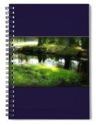 Unicorn Stream Spiral Notebook