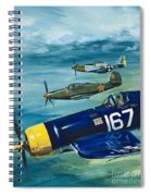 Unidentified Aircraft Spiral Notebook