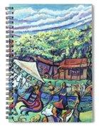 Unify Fest 2017 Spiral Notebook